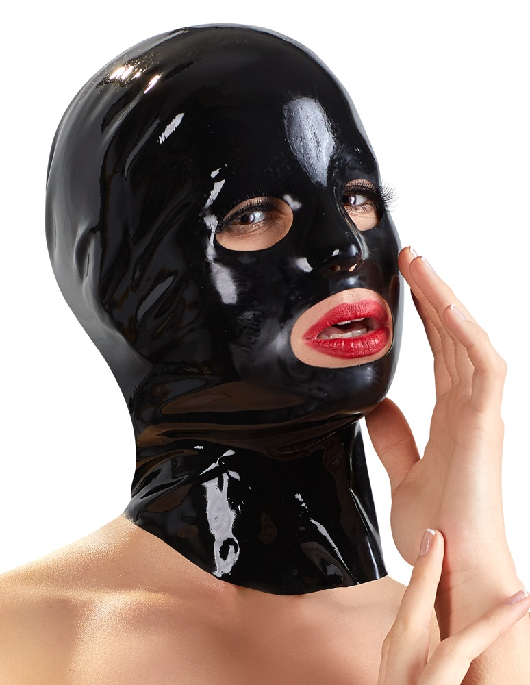 Latex Kopfmaske Female