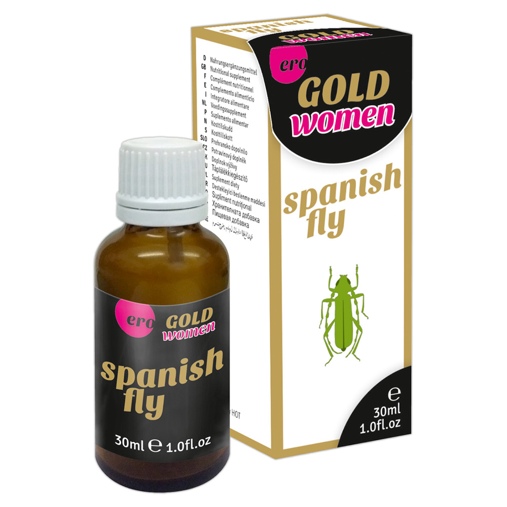 Spain Fly women GOLD strong GOLD strong 30 ml