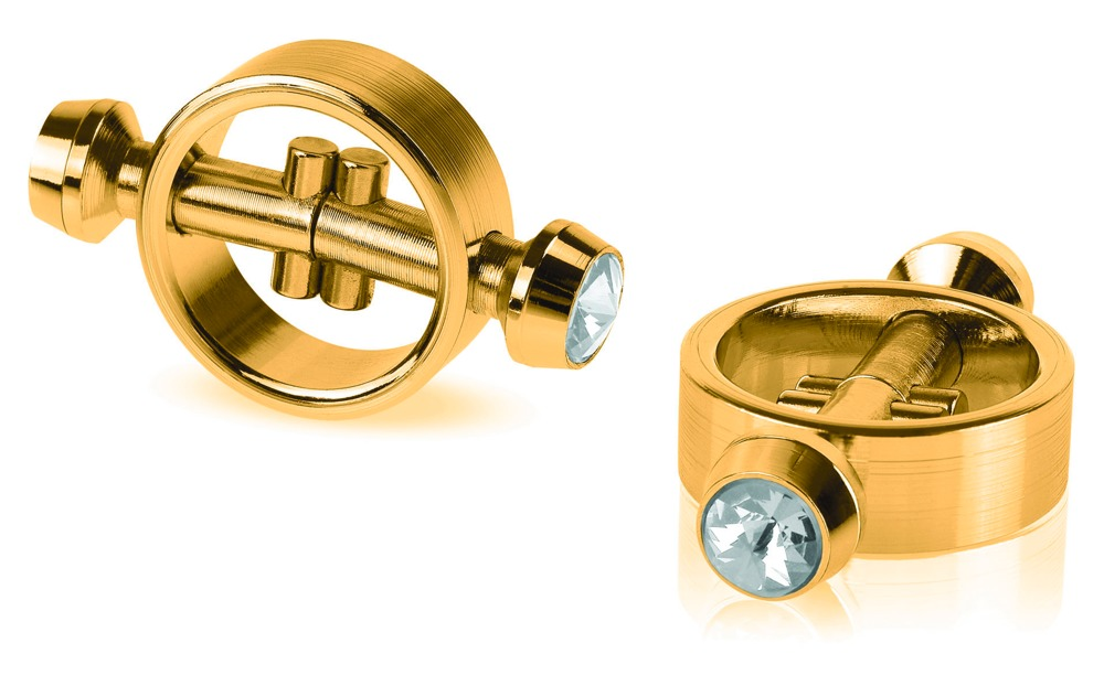 Magnetic Clamps Gold