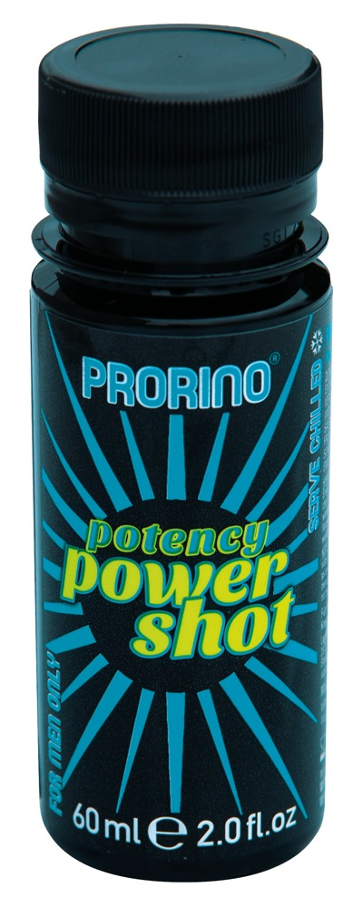 Potency Power Shot - 60 ml