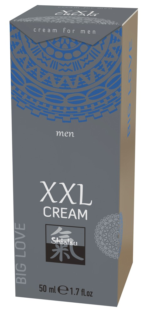 Shiatsu XXL Cream 50 ml