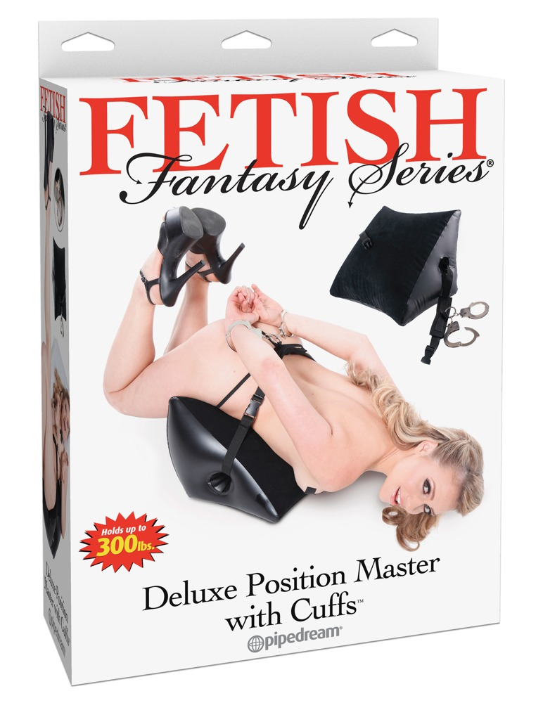 Deluxe Position Master with Cuffs