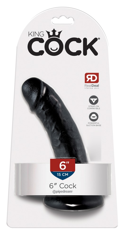 """6"""" Cock"""