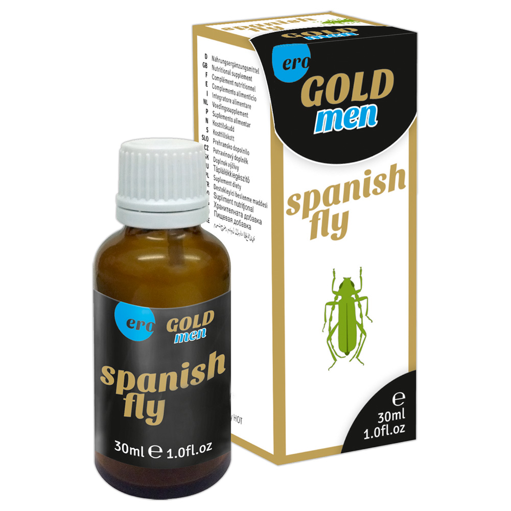 Spain Fly men GOLD strong 30 ml