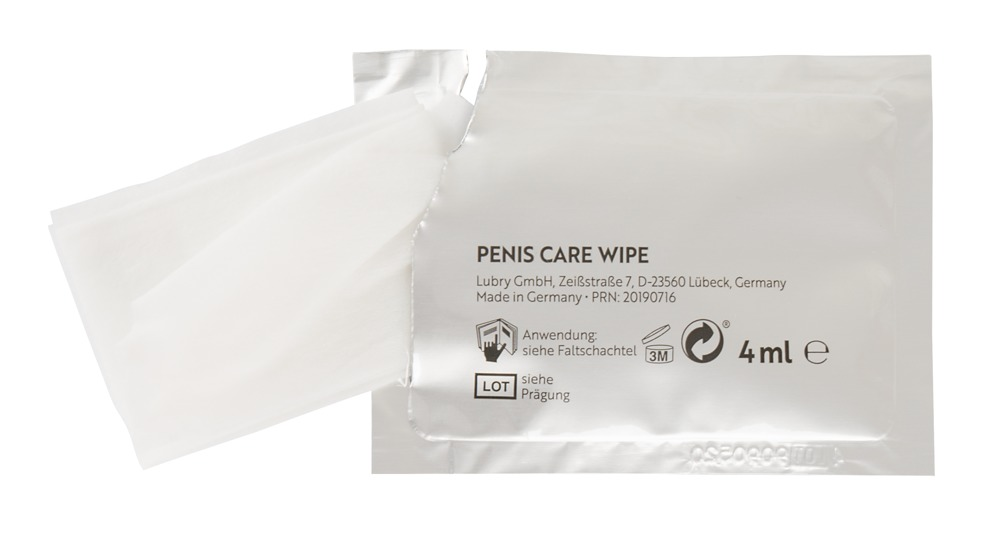 Longtime Lover Penis Care Wipes
