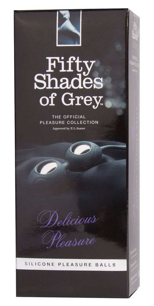 Fifty Shades of Grey Delicious Pleasure