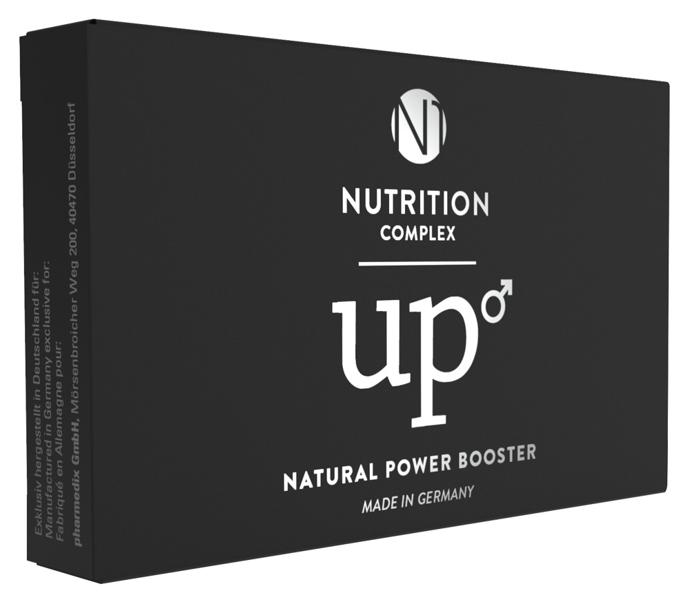 Natural Power Booster