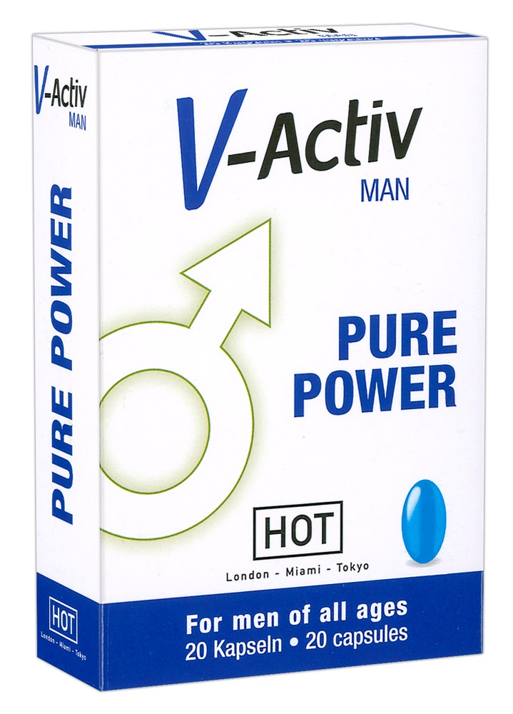 V-Activ for Men - 20 Kapseln